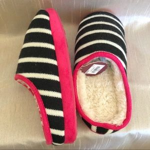 Knit Clog Slippers
